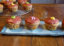 Cupcakes alle fragole