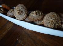 Biscotti speziati alle mandorle e arancia
