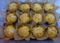 Muffin al mandarino